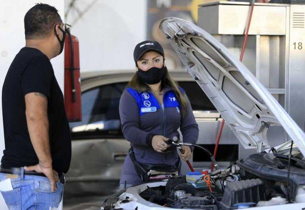 Rige en todo el país un aumento del 30 por ciento en el gas natural comprimido