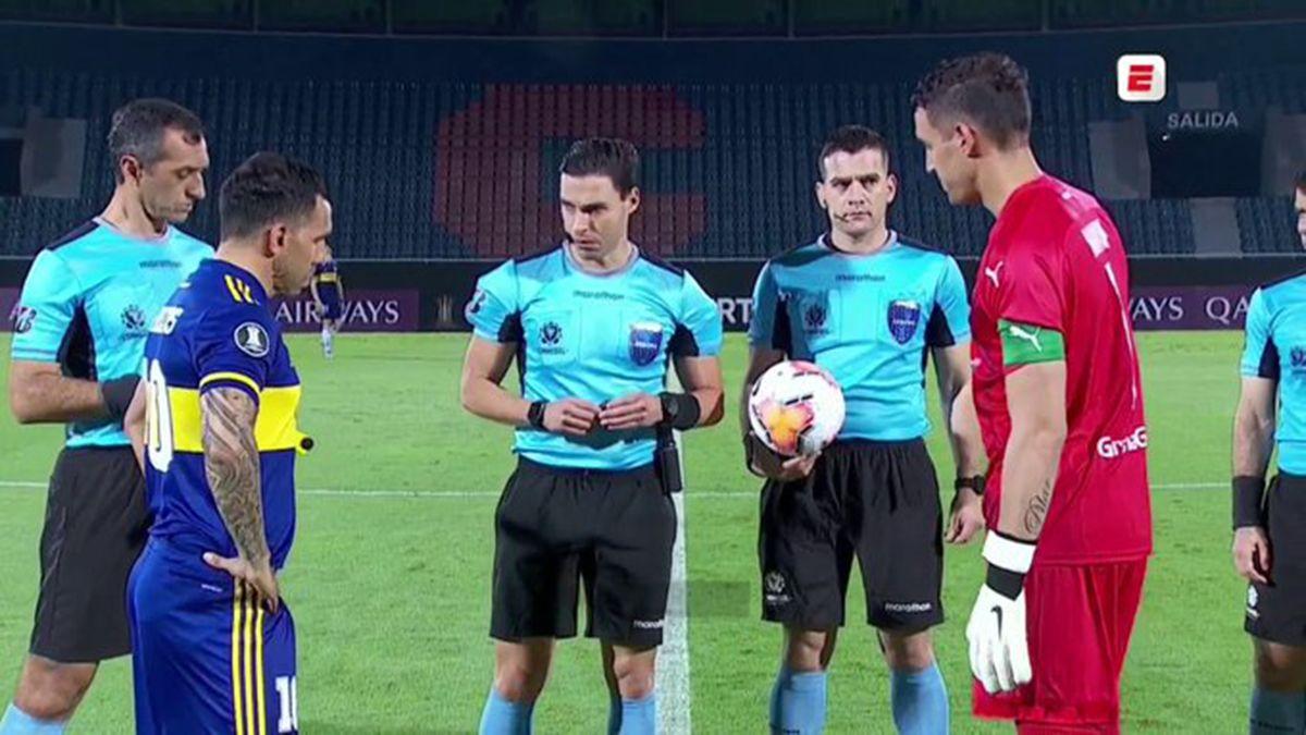 Boca viene de ganar en Paraguay