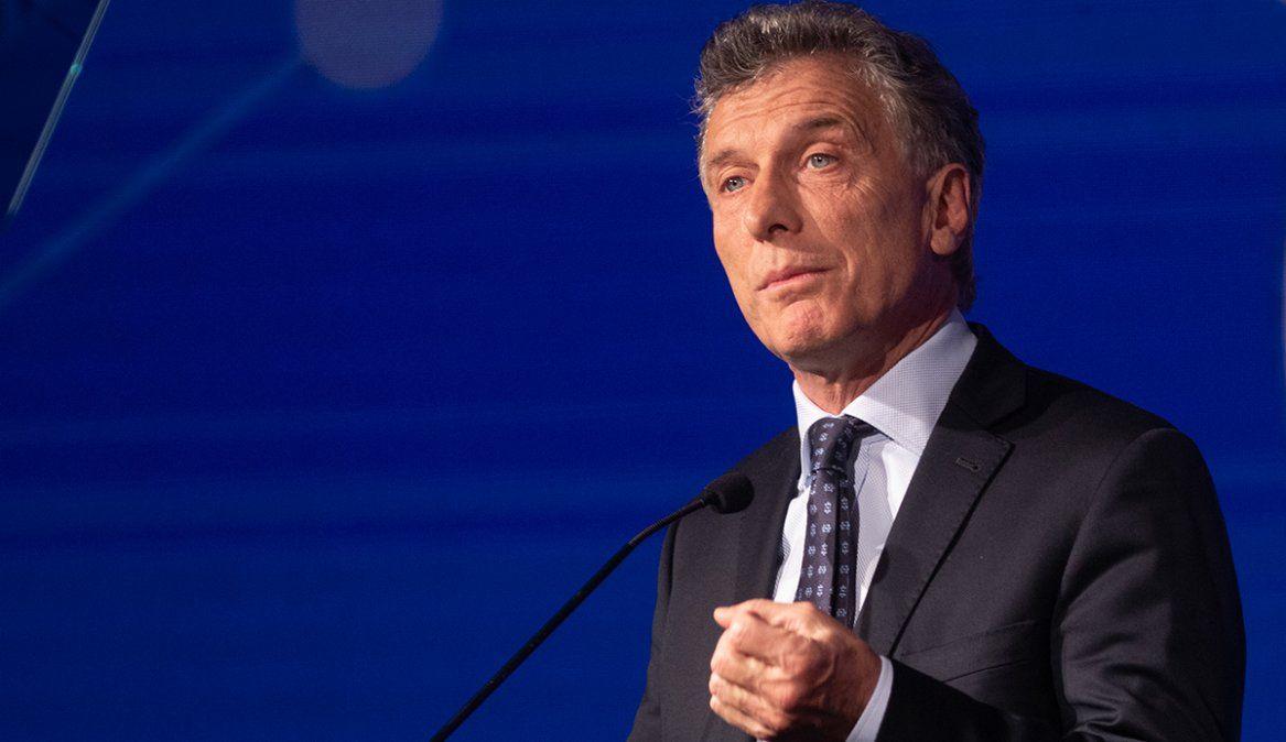 El expresidente respaldó hoy al jefe de Gobierno porteño