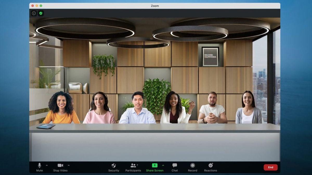 El sitio especializado hipertextual comunicó que 'Vista Inmersiva' de Zoom puede ser útil para una gran cantidad de escenarios.