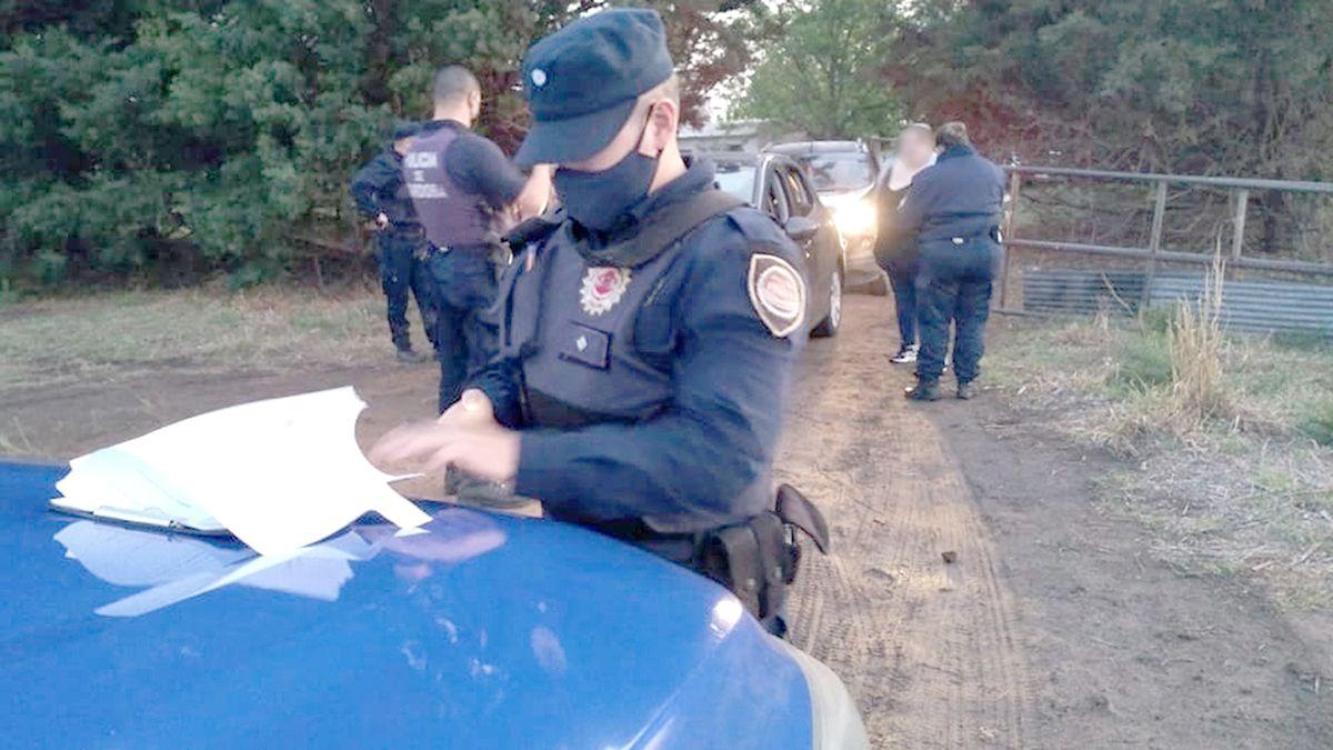 Desbarataron  reuniones ilegales en Alcira Gigena, Sampacho, Coronel Moldes, Mackenna y Río Cuarto