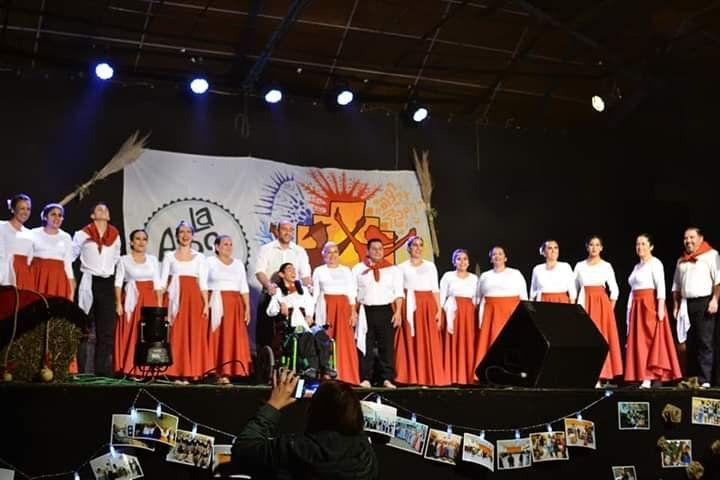 La Alborada baila mañana en el Andino.