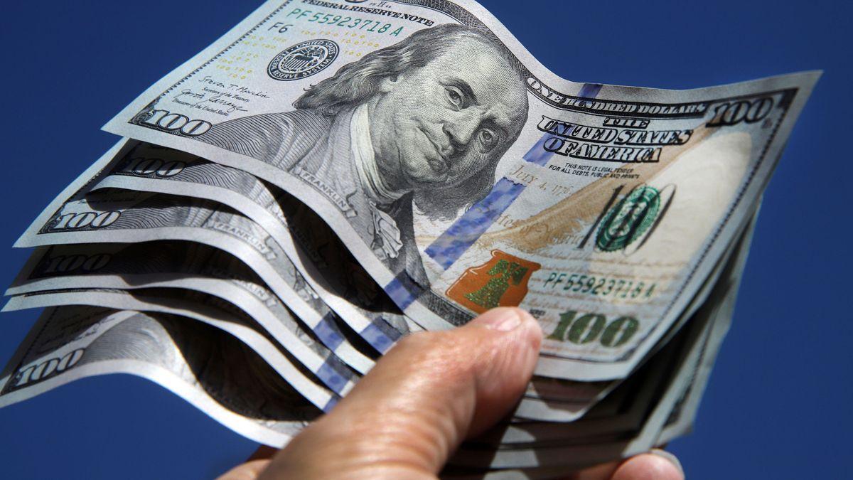 El dólar alcanzó un valor histórico en el mercado paralelo.