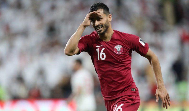 Qatar jugará ante Japón la final de la Copa de Asia