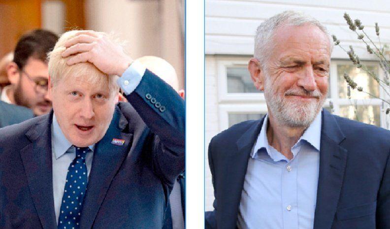 Los británicos van hoy a las urnas y deciden la suerte del premier Johnson y el Brexit