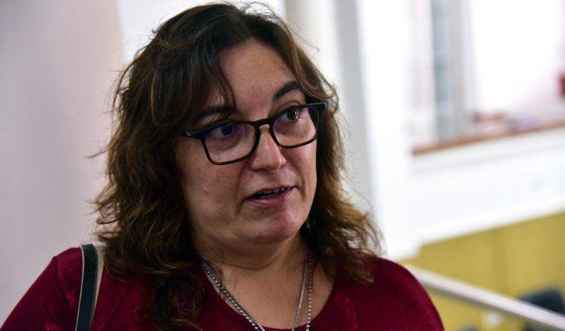 Para Karina Bruno, todavía no es tiempo de hablar de candidaturas