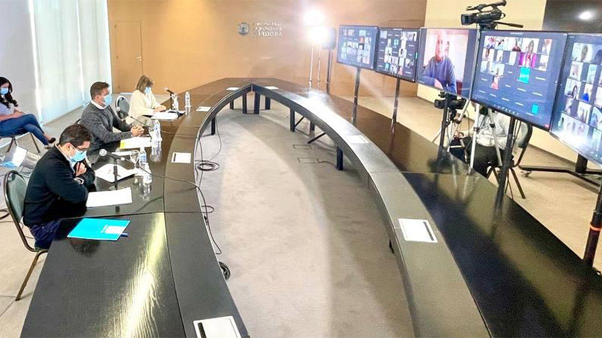El encuentro entre la Provincia y municipios se realizará de manera virtual vía Zoom.