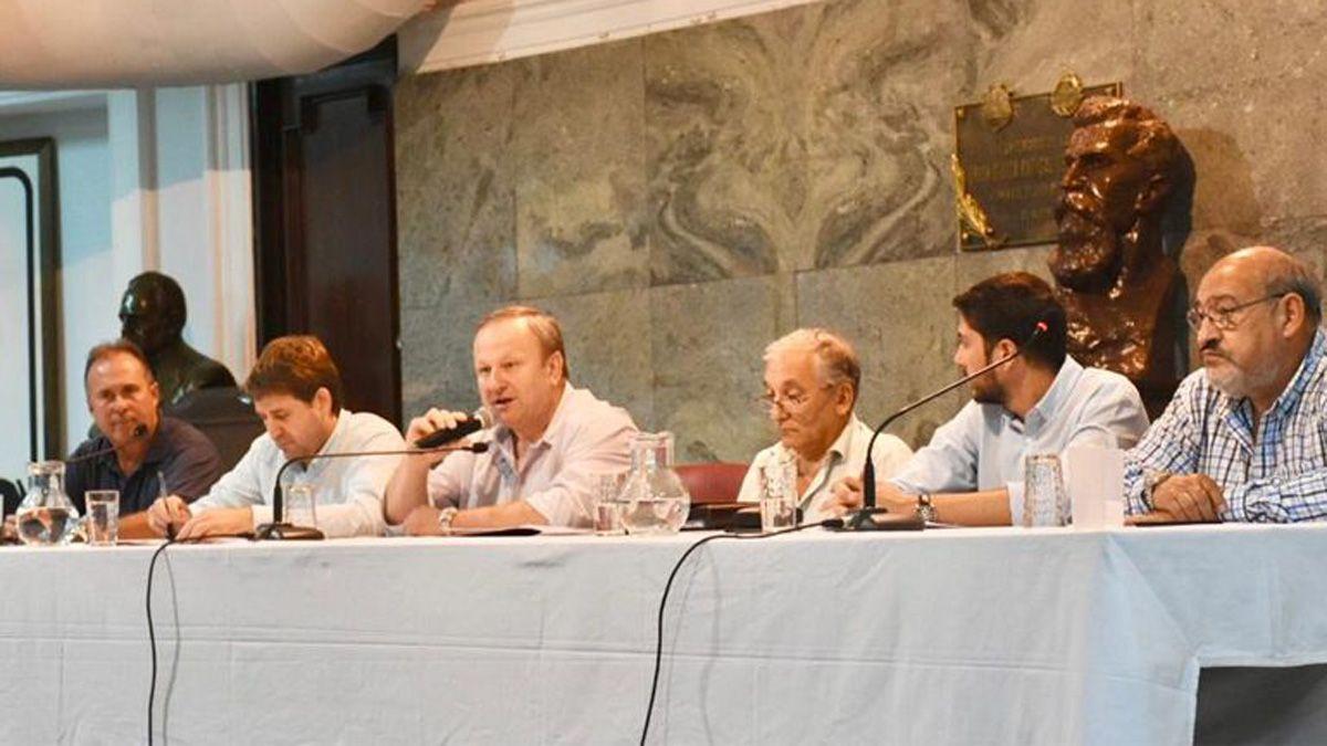 Intendentes de la UCR realizaron el pedido ante el Ministerio de Salud. (Archivo).