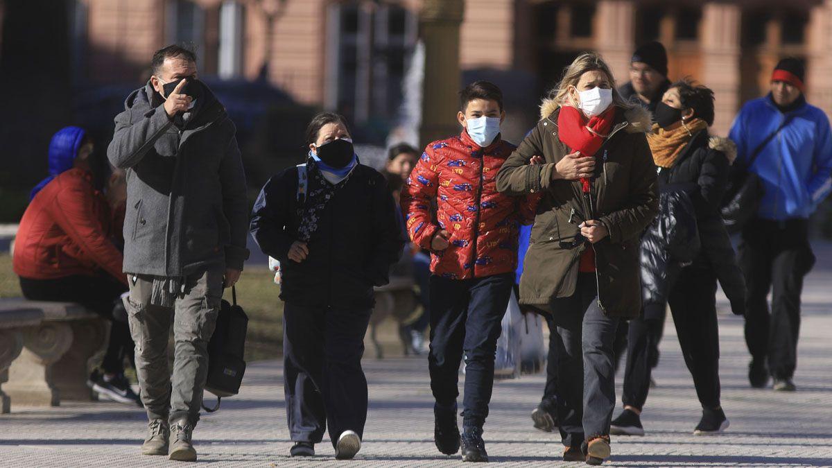 El Gobierno dispuso nuevos parámetros para los riesgos epidemiológicos de cada zona.