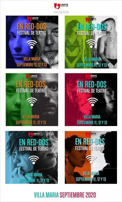 En septiembre, realizarán Festival de Teatro EnRed-Dos