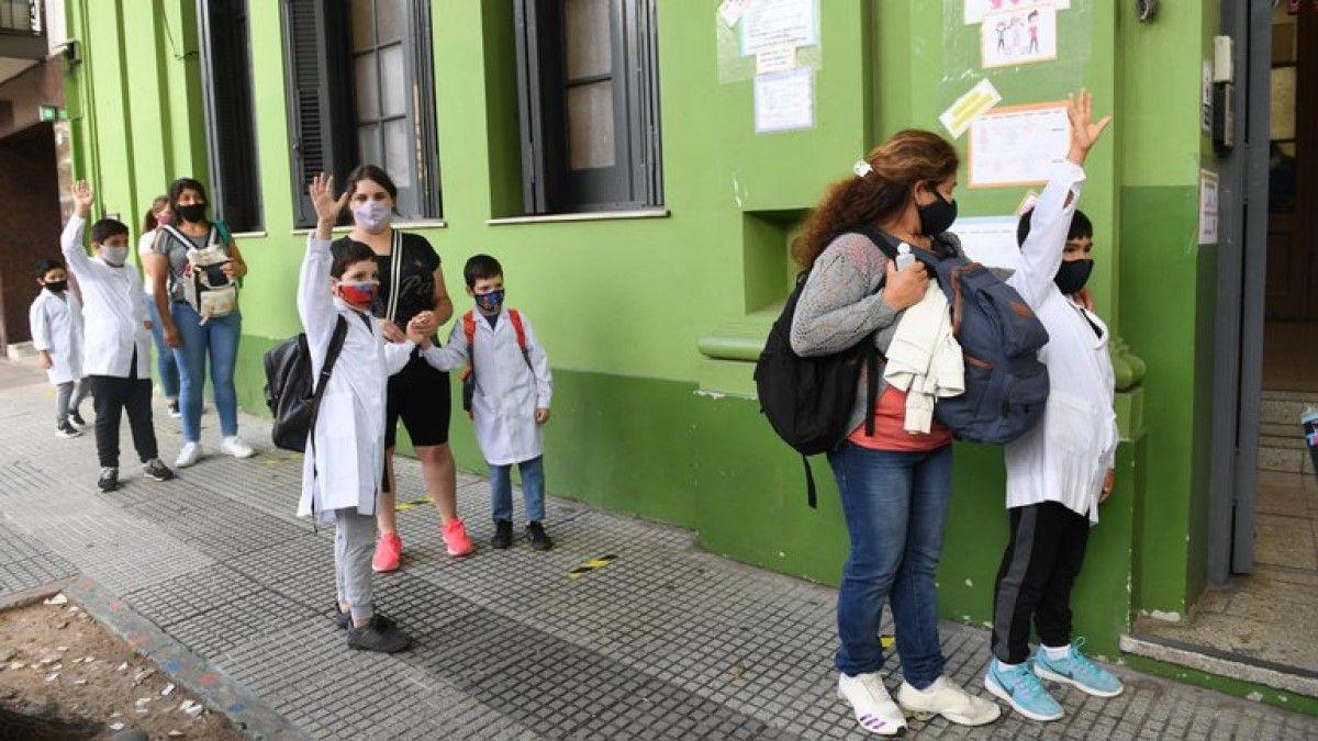 La Cámara de Apelaciones ordenó a la ciudad de Buenos Aires que garantice las clases presenciales