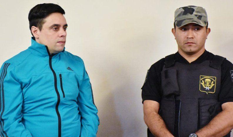 José Efraín Caruso, condenado a 13 años de prisión