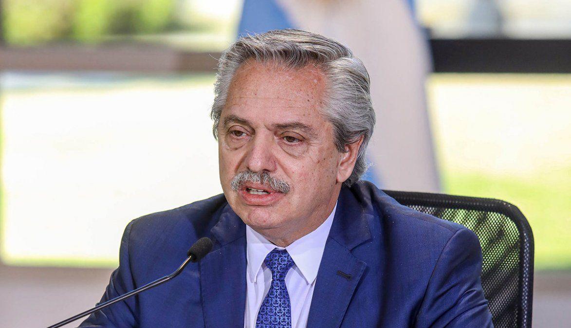 ElpresidenteAlberto Fernández aseguró esta noche que desde el Gobierno está haciendo lo que prometió durante la campaña.