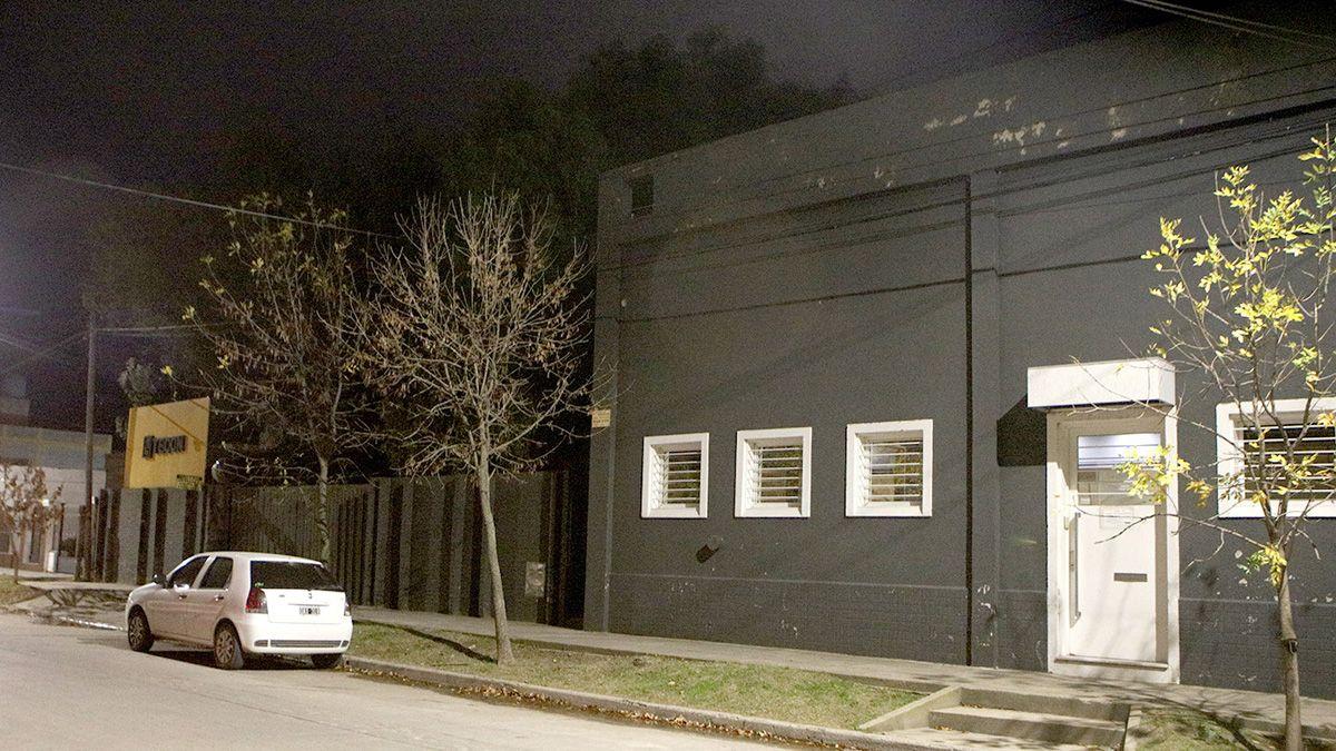 El robo ocurrió en la sede de Tecon