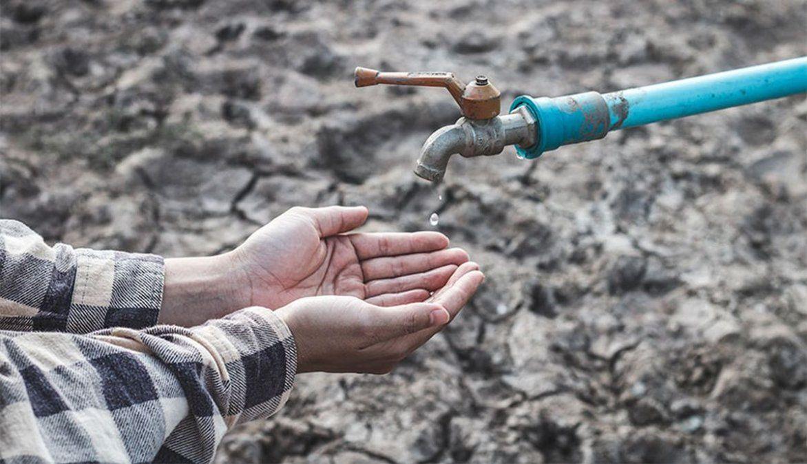 Crisis hídrica: agua un recurso vital, no renovable