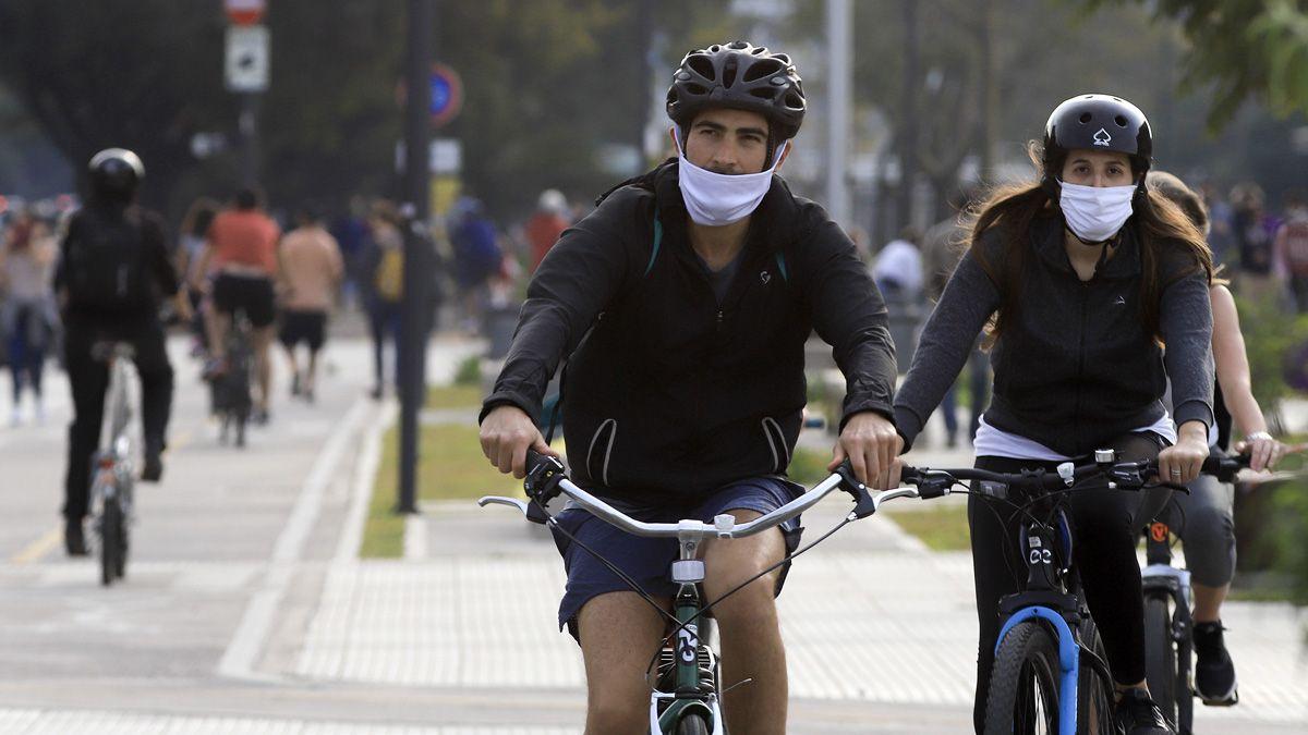 Argentina sumó 12.145 casos positivos de coronavirus.