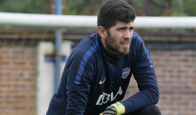 Guillermo no definió si Agustín Rossi seguirá como titular