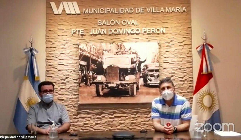 Registraron 47 nuevos contagios en Villa María
