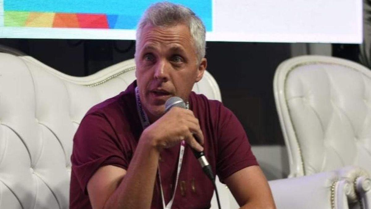 """Roberto """"Tato"""" Bertorello anheló volver a la actividad en forma gradual teniendo en cuenta lo que pasa en otras partes del mundo."""