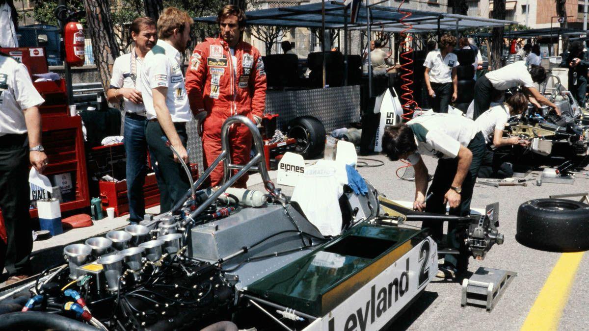 Reutemann cosechó doce victorias durante su trayectoria en la Fórmula 1.