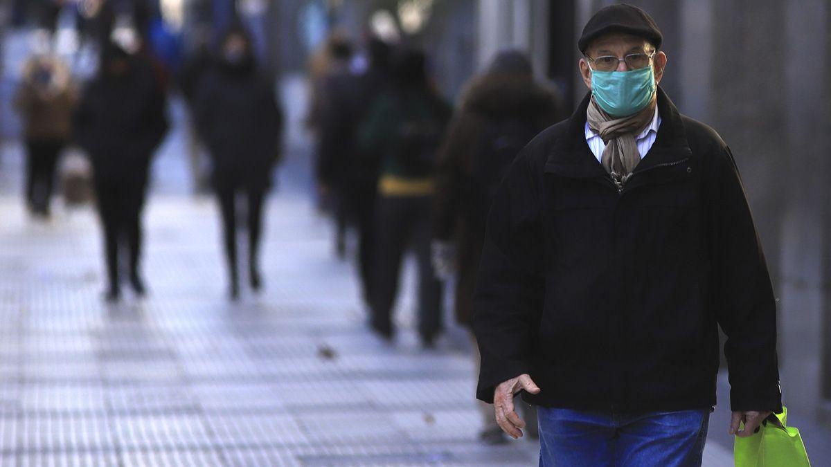 Argentina volvió al sexto lugar en el  ranking mundial de infectados de Covid-19