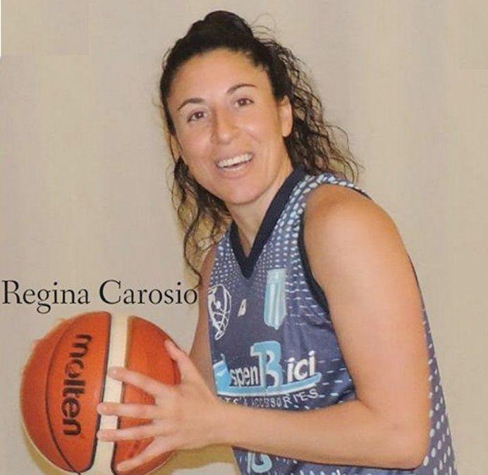 Regina Carosio.