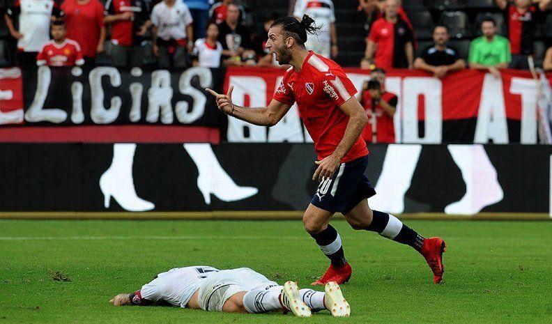 Independiente venció a Newells