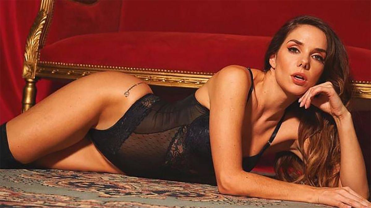 Julieta Nair Calvo incendió las redes con un posteo muy sensual