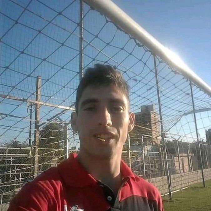 Matías Gómez fue dado de alta y se recupera en su casa.