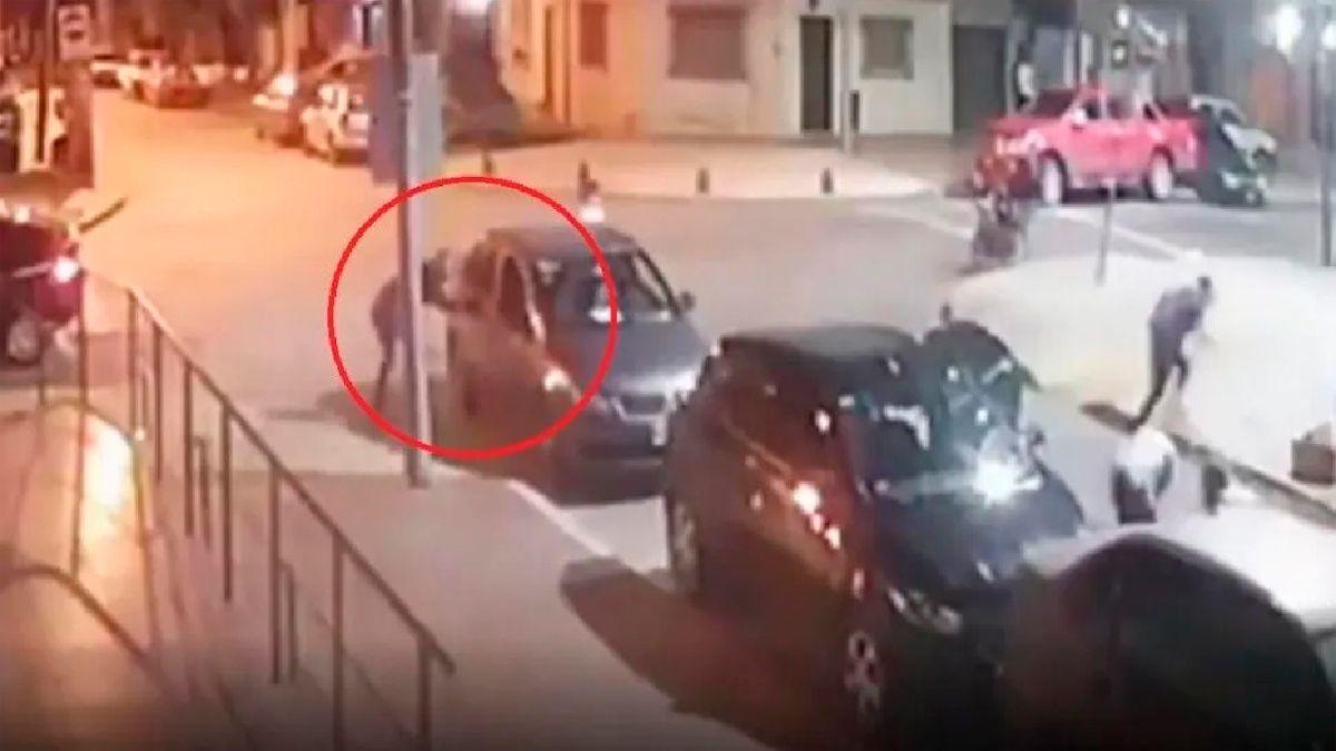 Mataron de un tiro en la cabeza a un policía tras una discusión