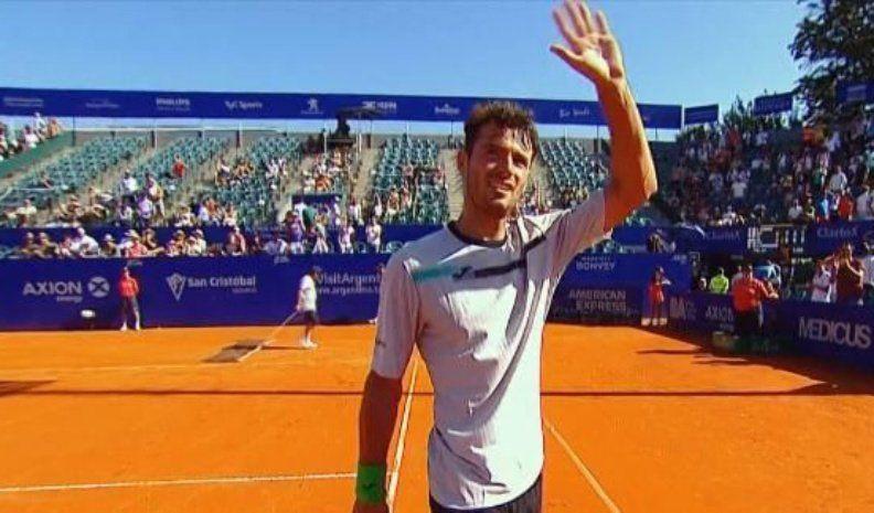 Lóndero se metió en cuartos del Argentina Open