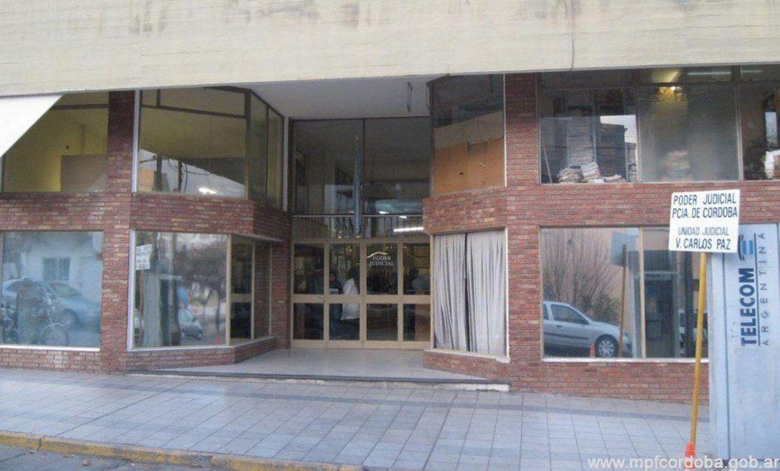 La causa está en poder de la Fiscalía de Segundo Turno de Villa Carlos Paz