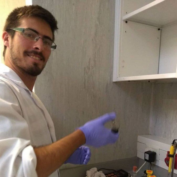 La investigación está enmarcada en una Beca Doctoral que Conicet le otorgó a Badín.