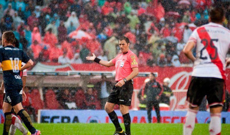 Vigliano fue designado por la FIFA