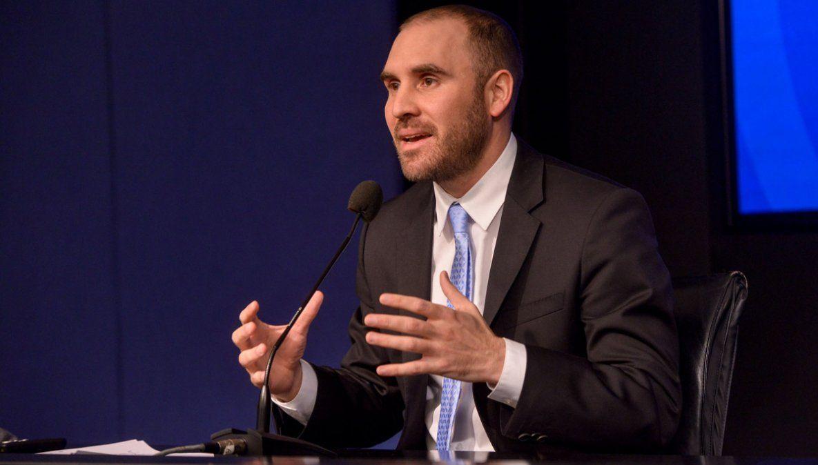 Guzmán anticipó que el Presupuesto apunta a la recuperación económica