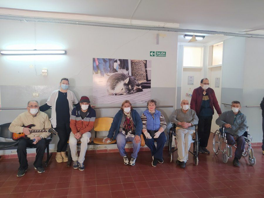 Los residentes del lugar compartieron con PUNTAL VILLA MARÍA la alegría de llevar a cabo todas estas actividades que tanto les apasionan.