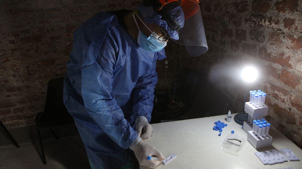 La provincia de Córdoba registró 6.002 muertes por coronavirus desde el comienzo de la pandemia.