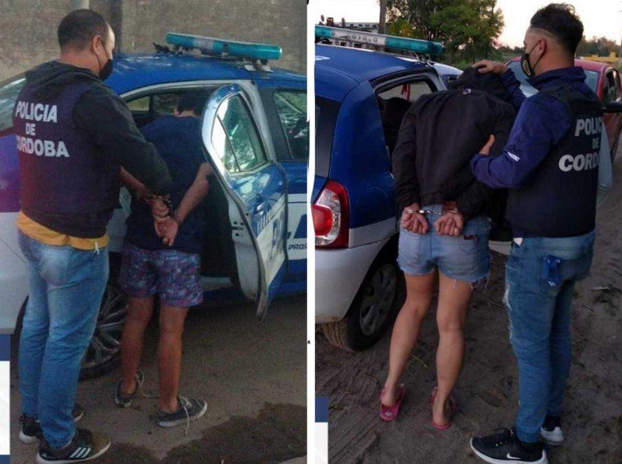 Una pareja detenida por el brutal homicidio de barrio Lamadrid