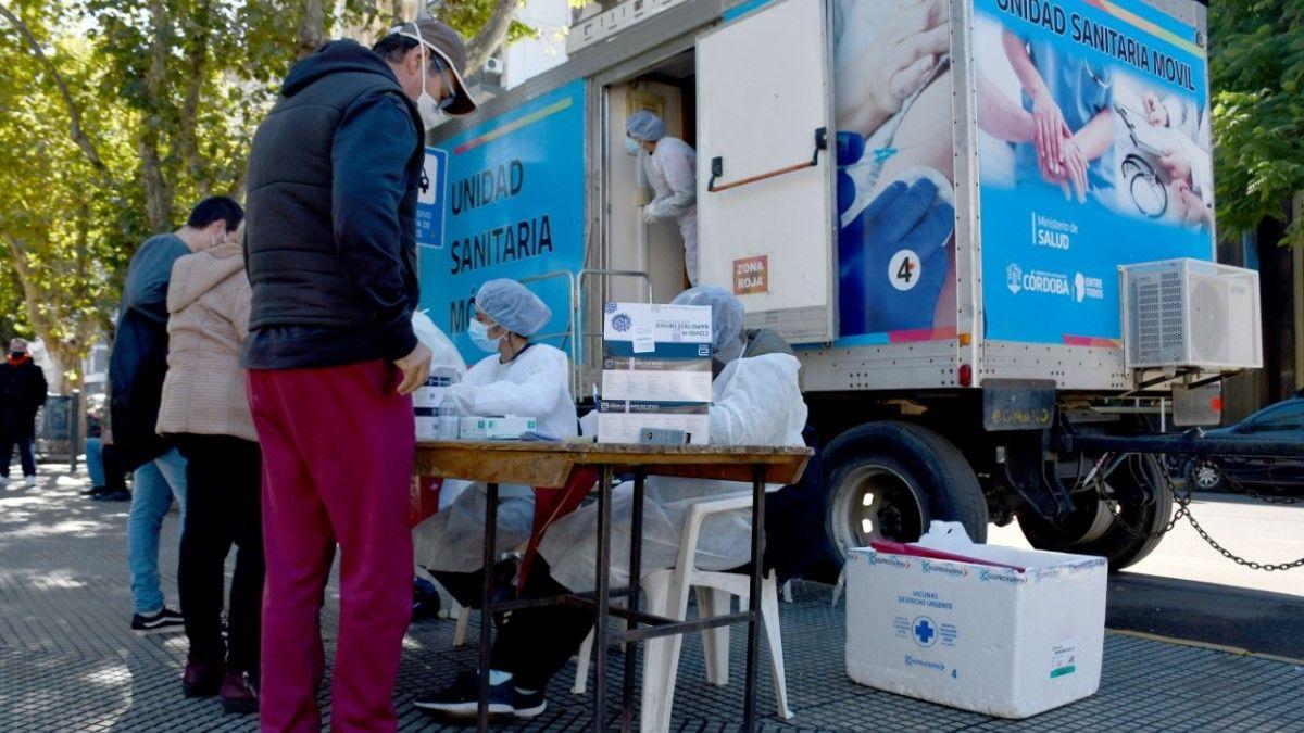 En Río Cuarto ya se detectaron 25.833 casos de coronavirus desde el comienzo de la pandemia.