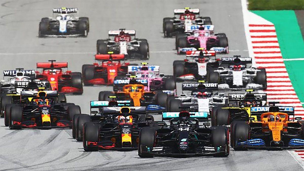 Cambios en el calendario de la Fórmula 1