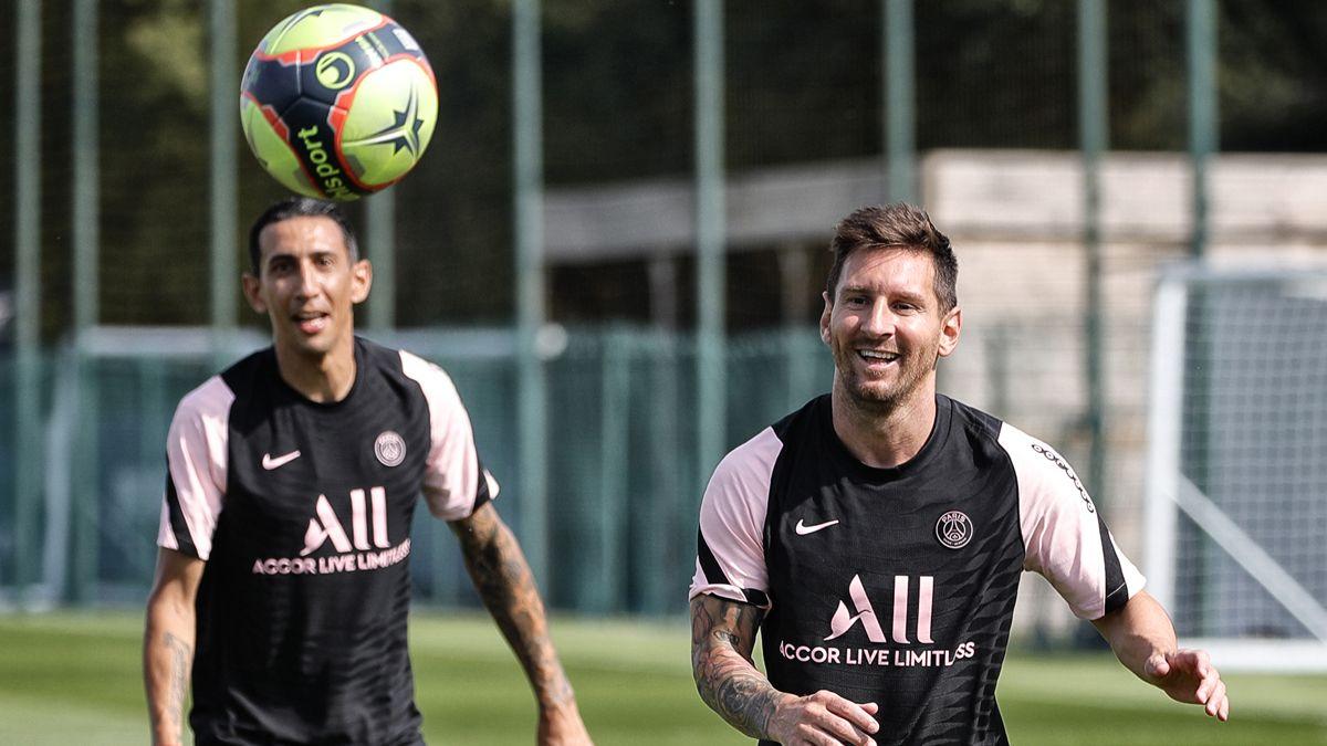 Crece la expectativa por el debut de Messi