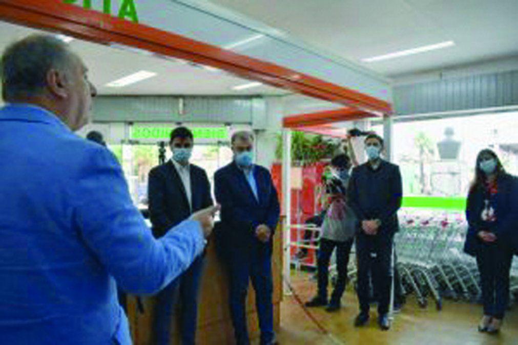 El programa provincial tiene como fin promover los productos elaborados en Córdoba.