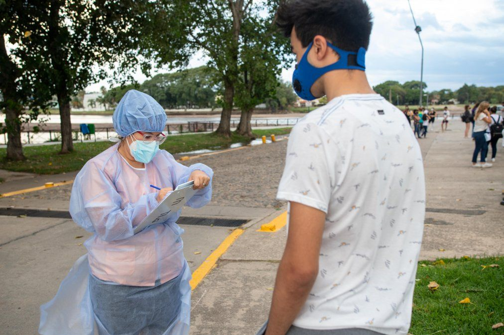 Córdoba confirmó este jueves 2.189 contagiados