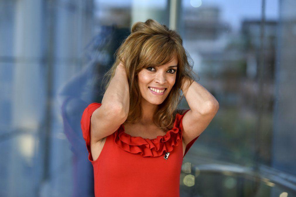 """Camila Sosa Villada editó """"La novia de Sandro""""."""