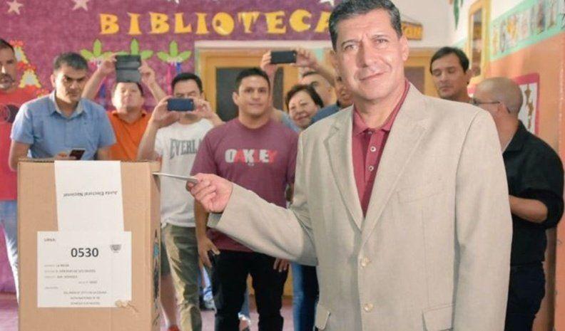 """Se impuso el """"sí"""" en La Rioja y Casas podrá postularse por la re-reelección"""