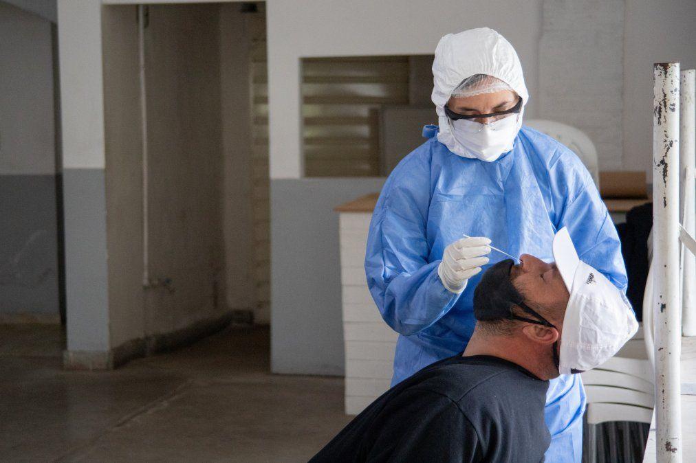 Se confirmaron ayer en la ciudad 20 casos positivos de coronavirus.