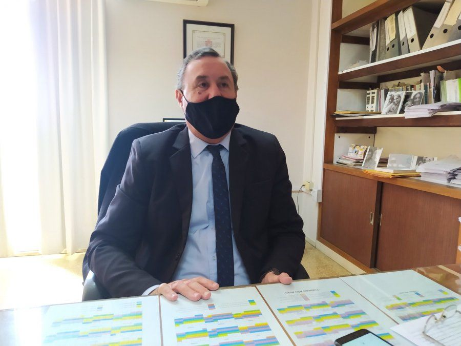 René Bosio aseguró que desean profundizar en la investigación.