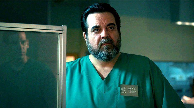 Carlos Portaluppi protagoniza La dosis.