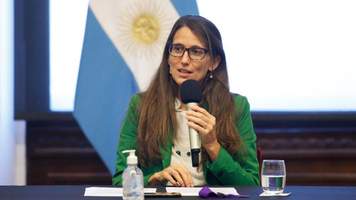 Elizabeth Gómez Alcorta admitió que en algunos lugares habrá más obstáculos para los abortos