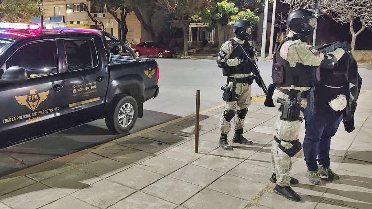Un hombre fue detenido con drogas en ruta provincial Nº 5.
